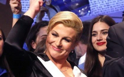 Ксения могла стать президентом Хорватии